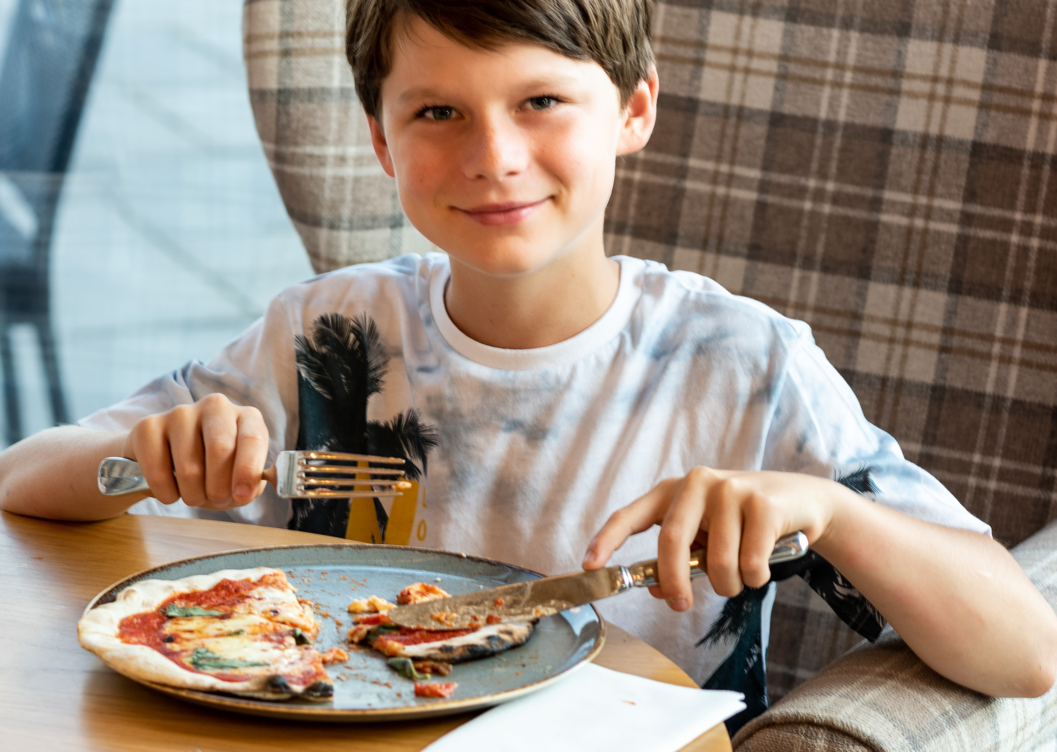 Children's Pizza