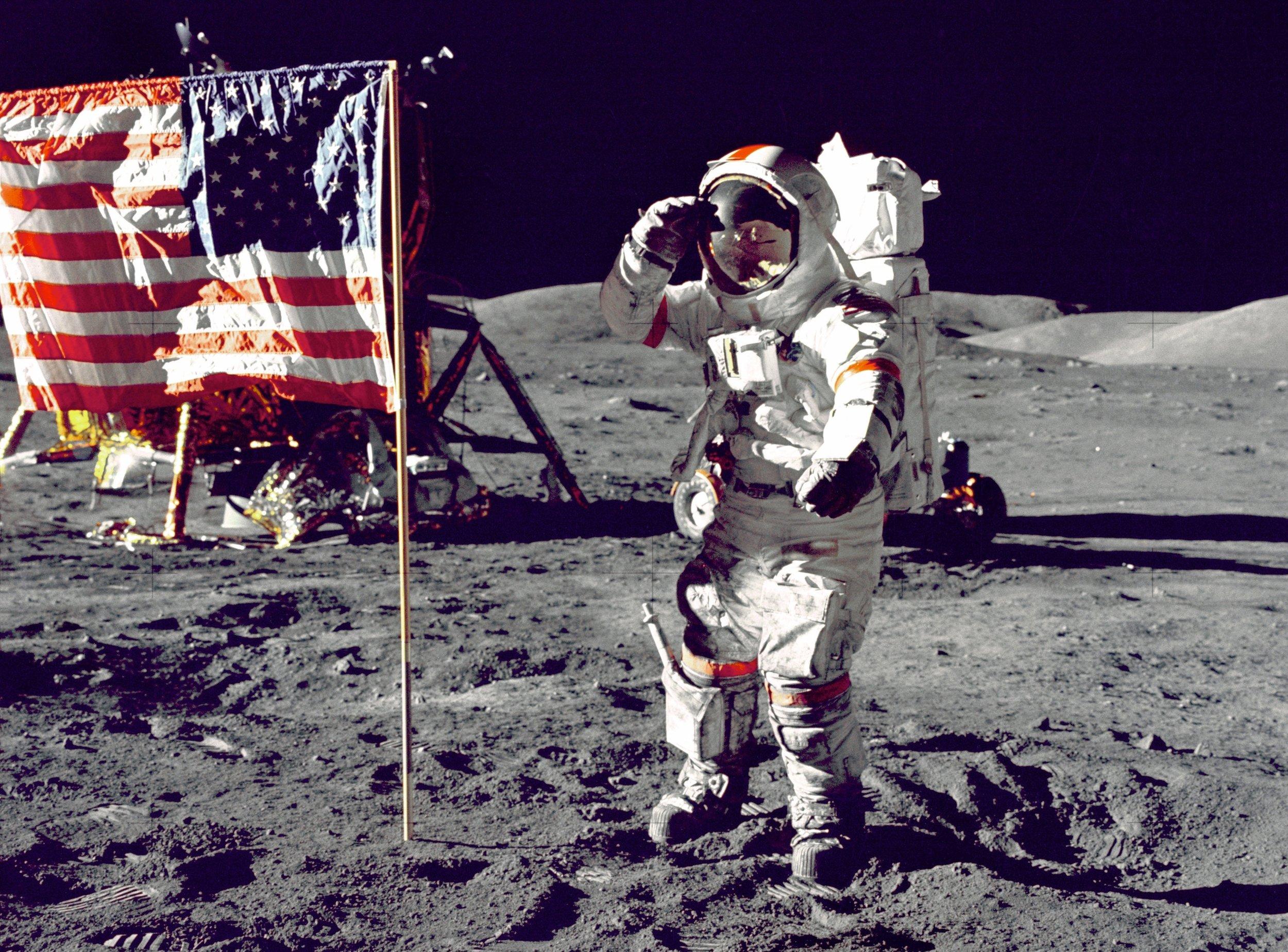 Image via    NASA    (Unsplash.com)