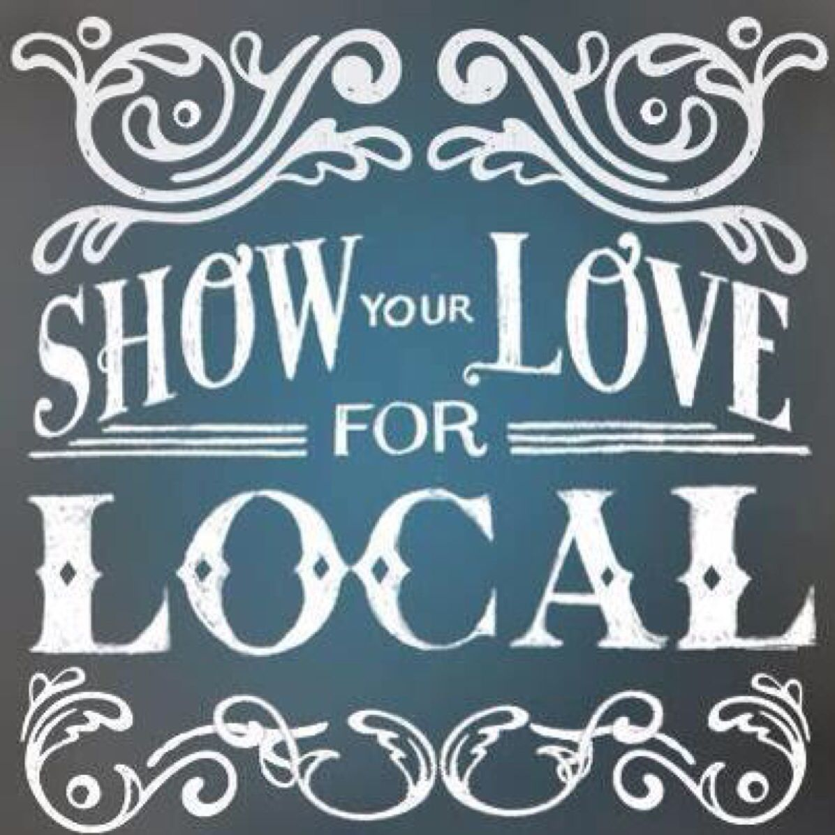 We support our local suppliers by stocking local