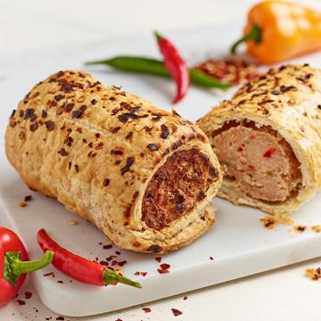 Coopers Sausage and Veggie rolls