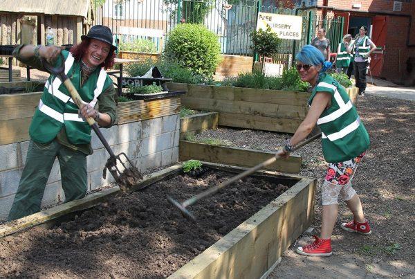 Gardening club courtesy of Gatis