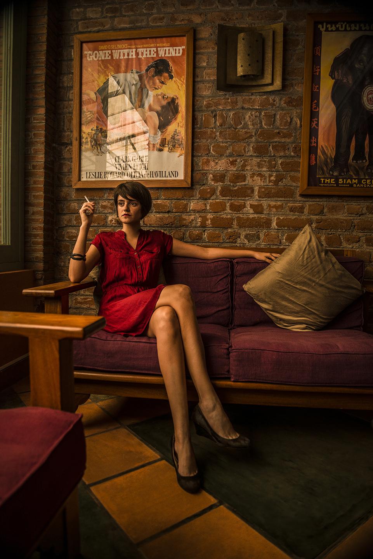 Studio Light by Azhar | Professional Fashion Modelling Portfolio | Azhar Photography