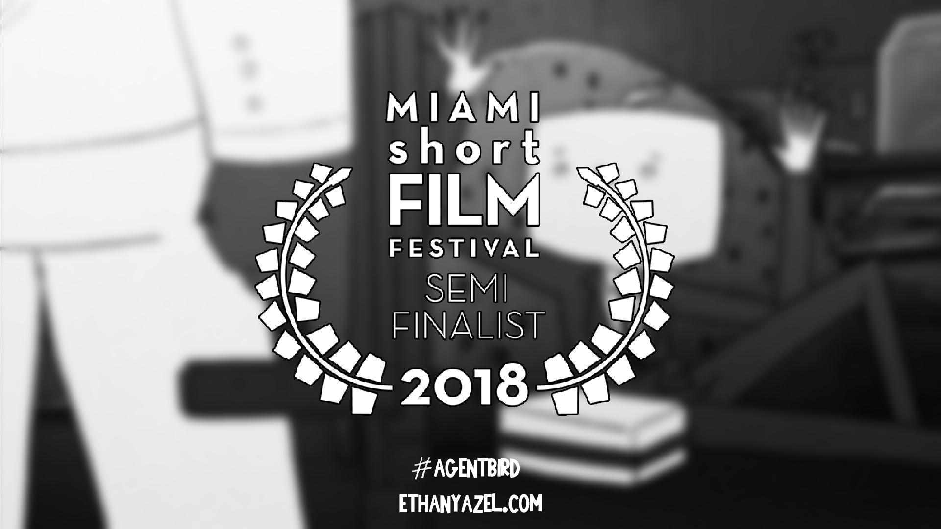 Oh, one last thing! Last week we were announced as a semi finalist for the Miami Short Film Festival in Florida!