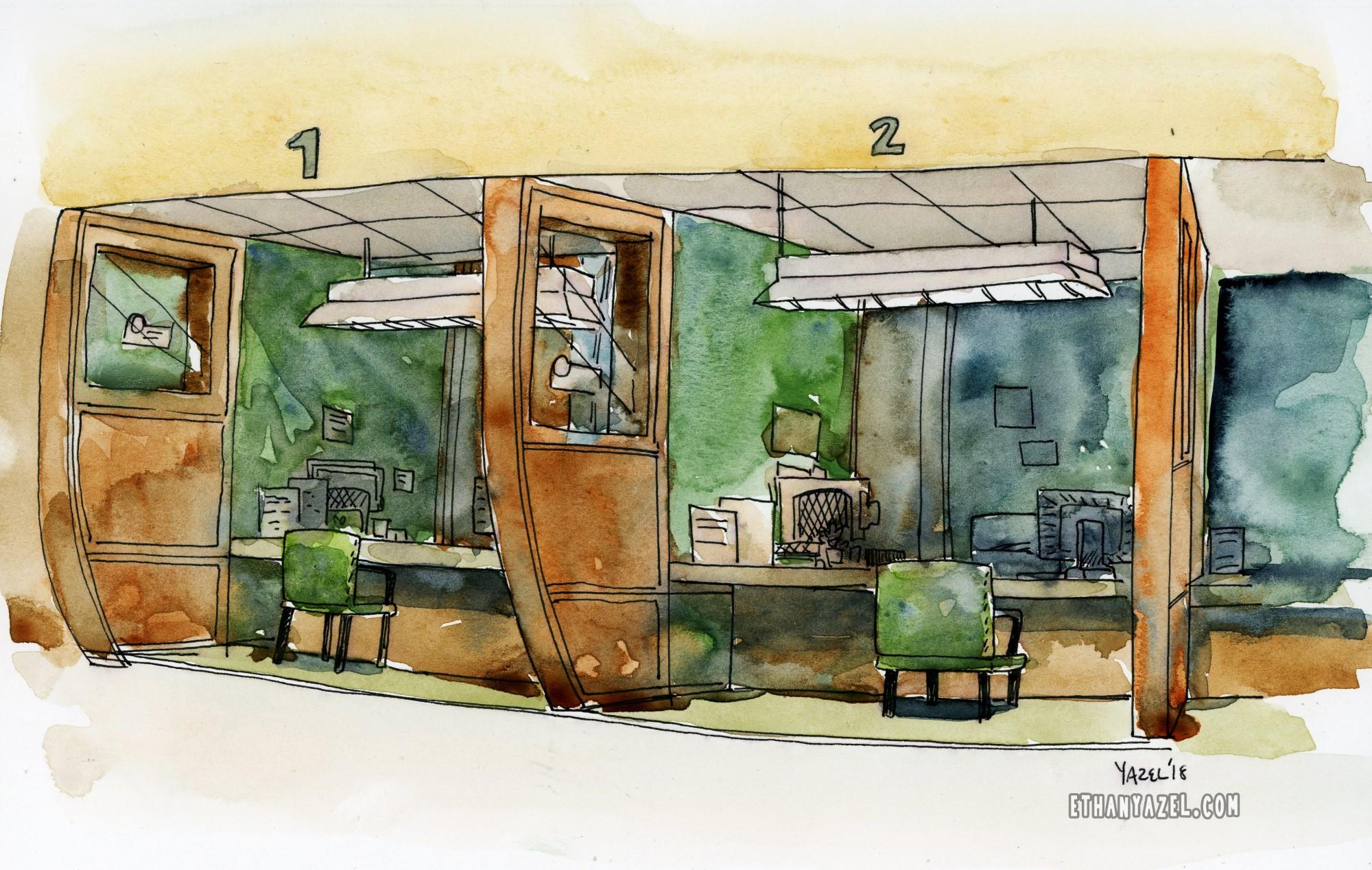 Waiting Room 02