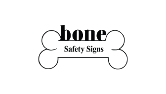 Bone Safety Signs   Roll-up safety signs & stands; Aluminum Composite (ACM) signs.