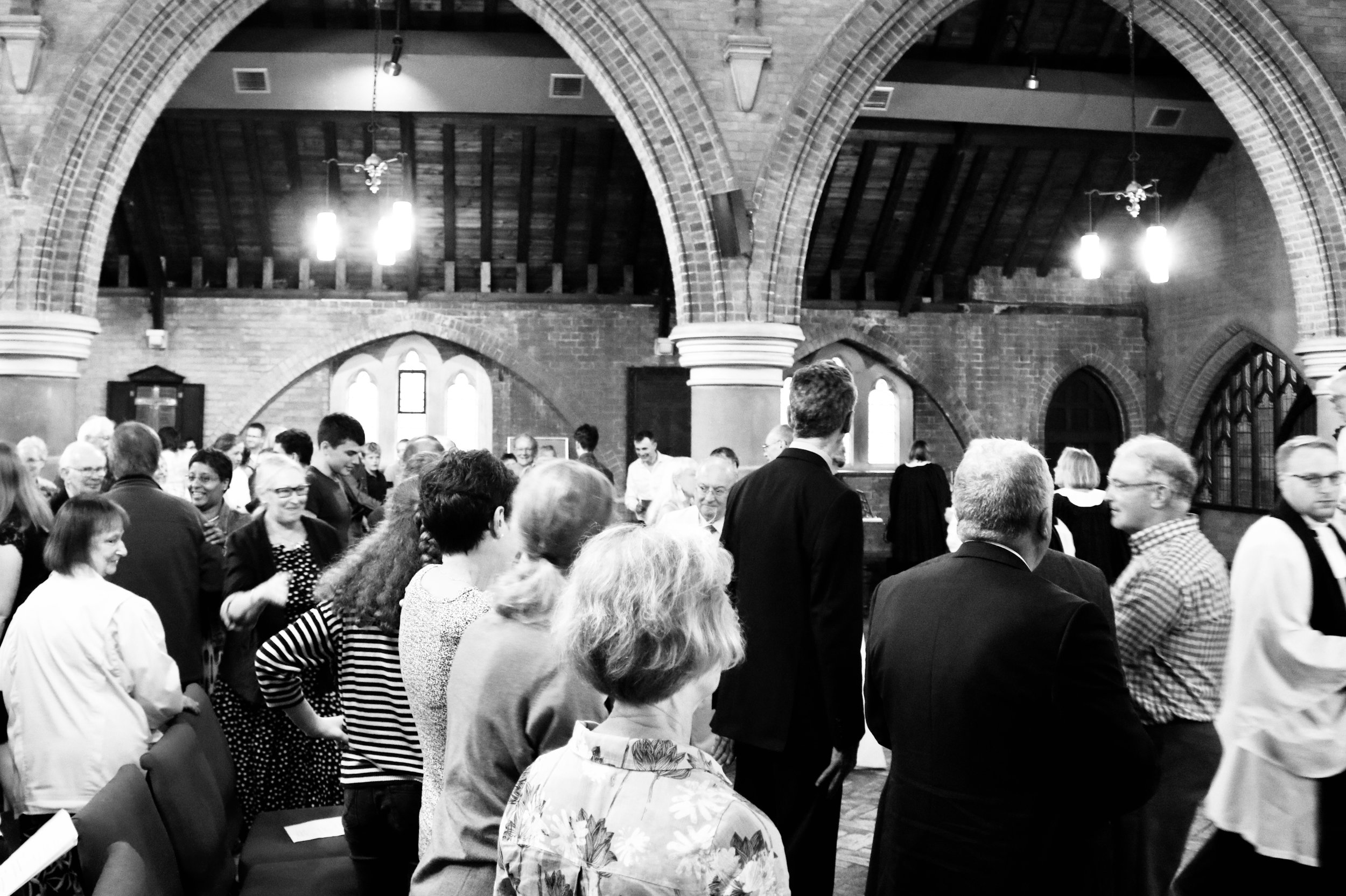 Sunday Worship - You are most welcome.The 9.00 is a service of Holy Communion. This is a liturgically led, contemplative service set in the historical worship of the Church of England. It allows for quiet space to think, listen and pray, whilst being led in worship by our chosen liturgy, and Choir. Our organist and choir lead us in well known hymns and anthemsBetween the services we have coffee. from 10am coffee is served at the back of church, please do come and join us before the 10.30 for a drink.The 10.30 is a gathering of worship and word. It has an informal feel, with kids groups and a crèche available during the service. We like to take time to worship as a collective and individually, with space to reflect in worship on the talk and receive prayer ministry.We welcome children who make a noise, so please do not feel that your kids might be a hindrance to our worship. Family is family.
