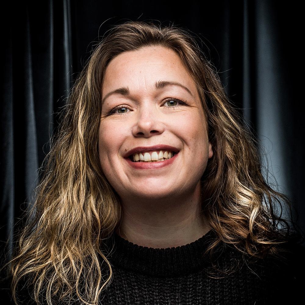 Hanne Indrebø - Komiker og Podpike