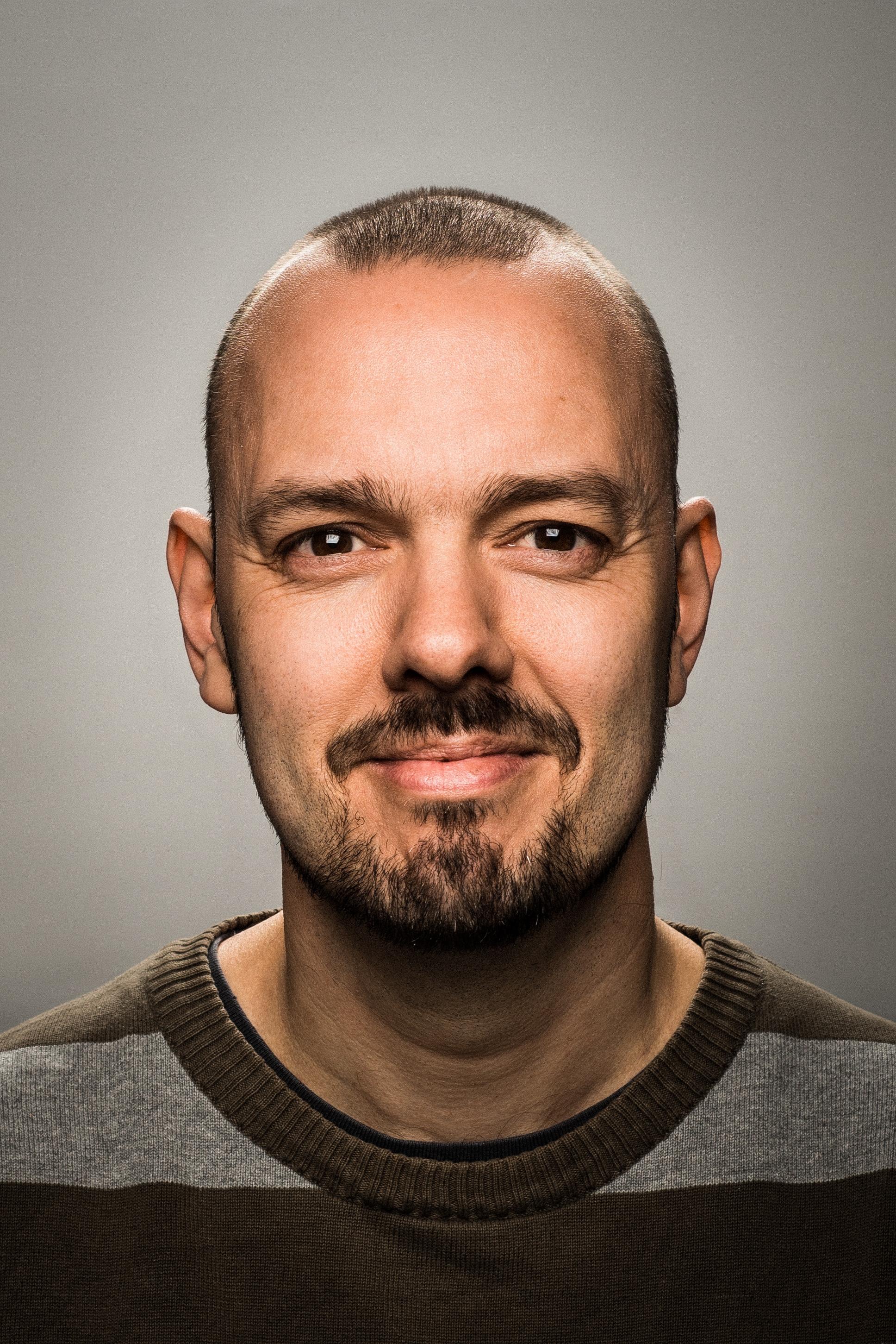 Espen Vik Morild - Daglig leder og produsent