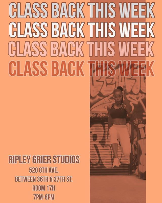 🗣 TWERK CHAMPIONS!!! Hope to see you all tonight! . . #twerkaerobics #nycworkout #classpassnyc #classpass