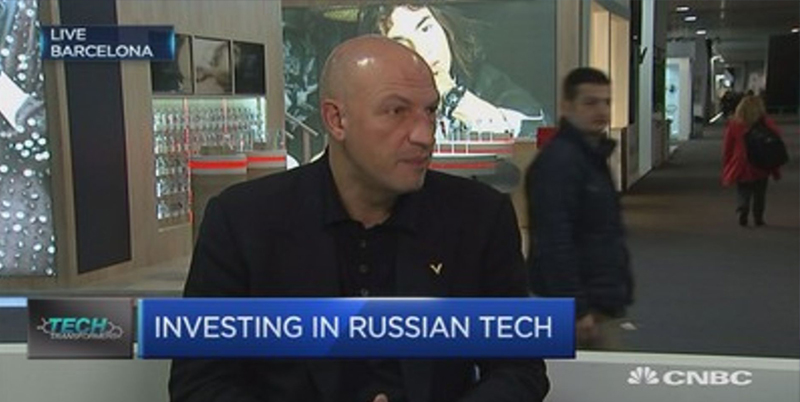 - Alexey Reznikovich speaks to CNBC about difficult transformation of VimpelCom from telco to tech.VIEW
