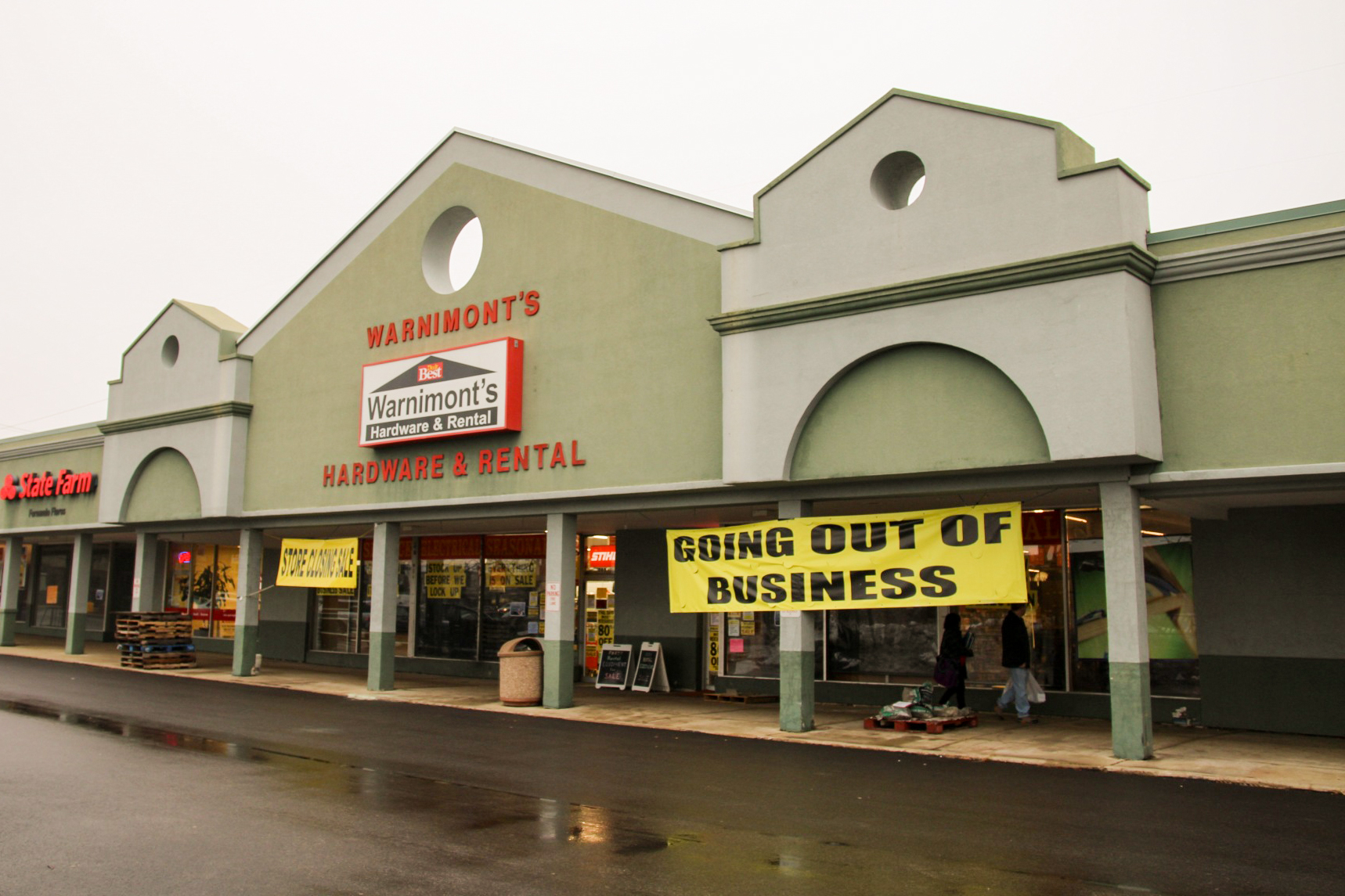 Wood Dale's Commercial Vacancies -