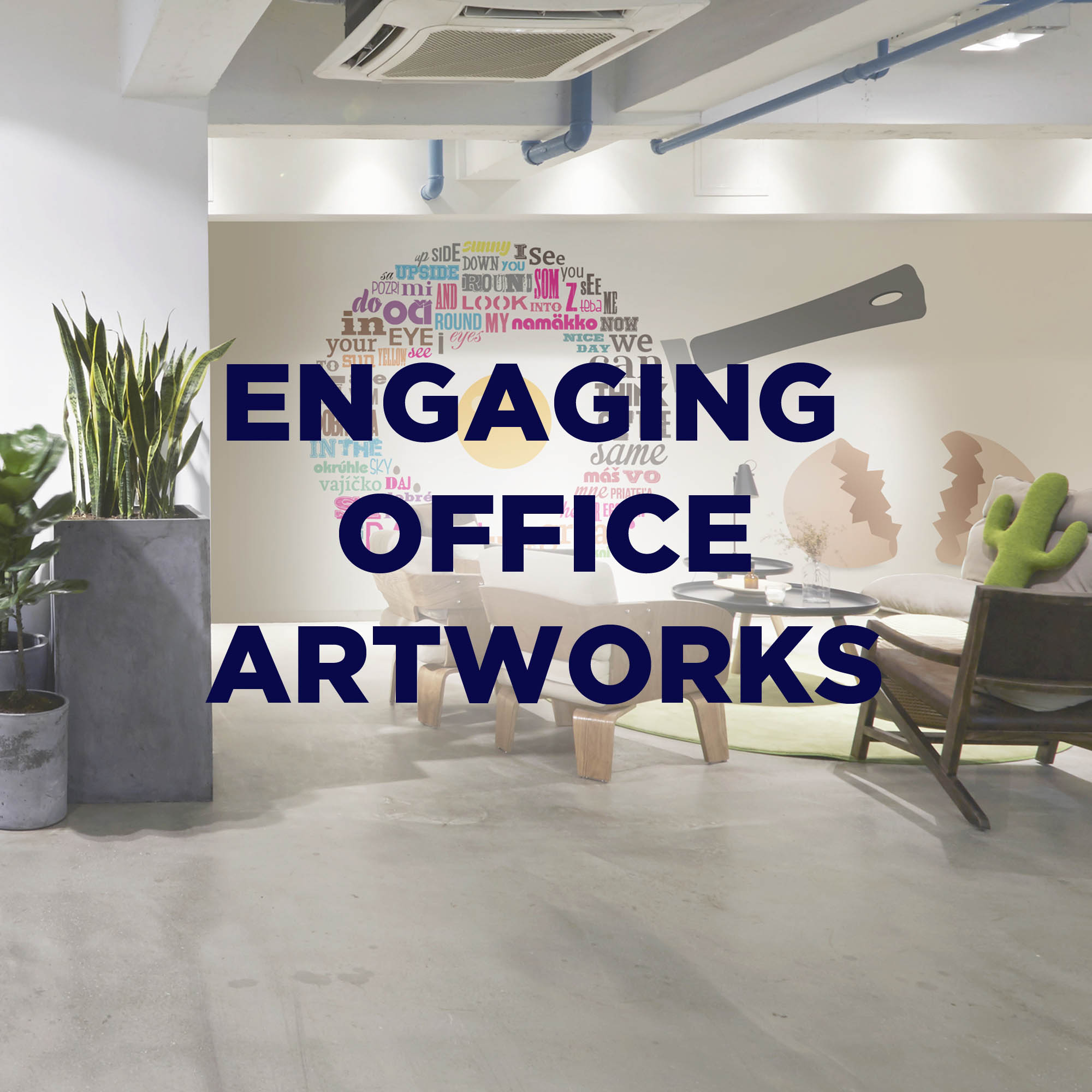 Engaging Office Artworks
