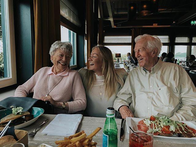 Alleen de beste ouders promoveren tot grootouders.