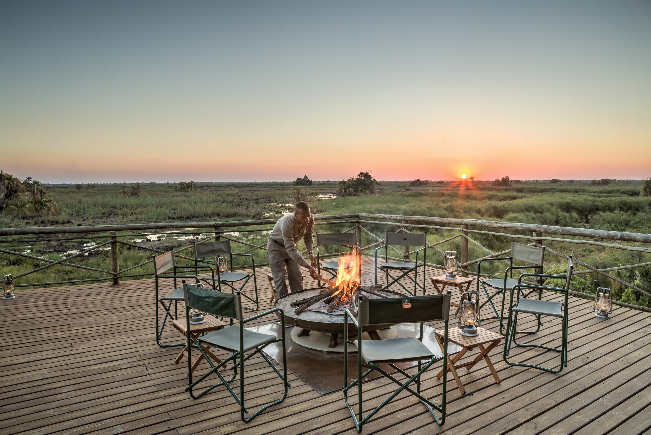 EXPLORE setari & THE OKAVANGO -