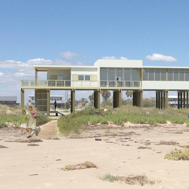 SURFSIDE BEACH - UNBUILT