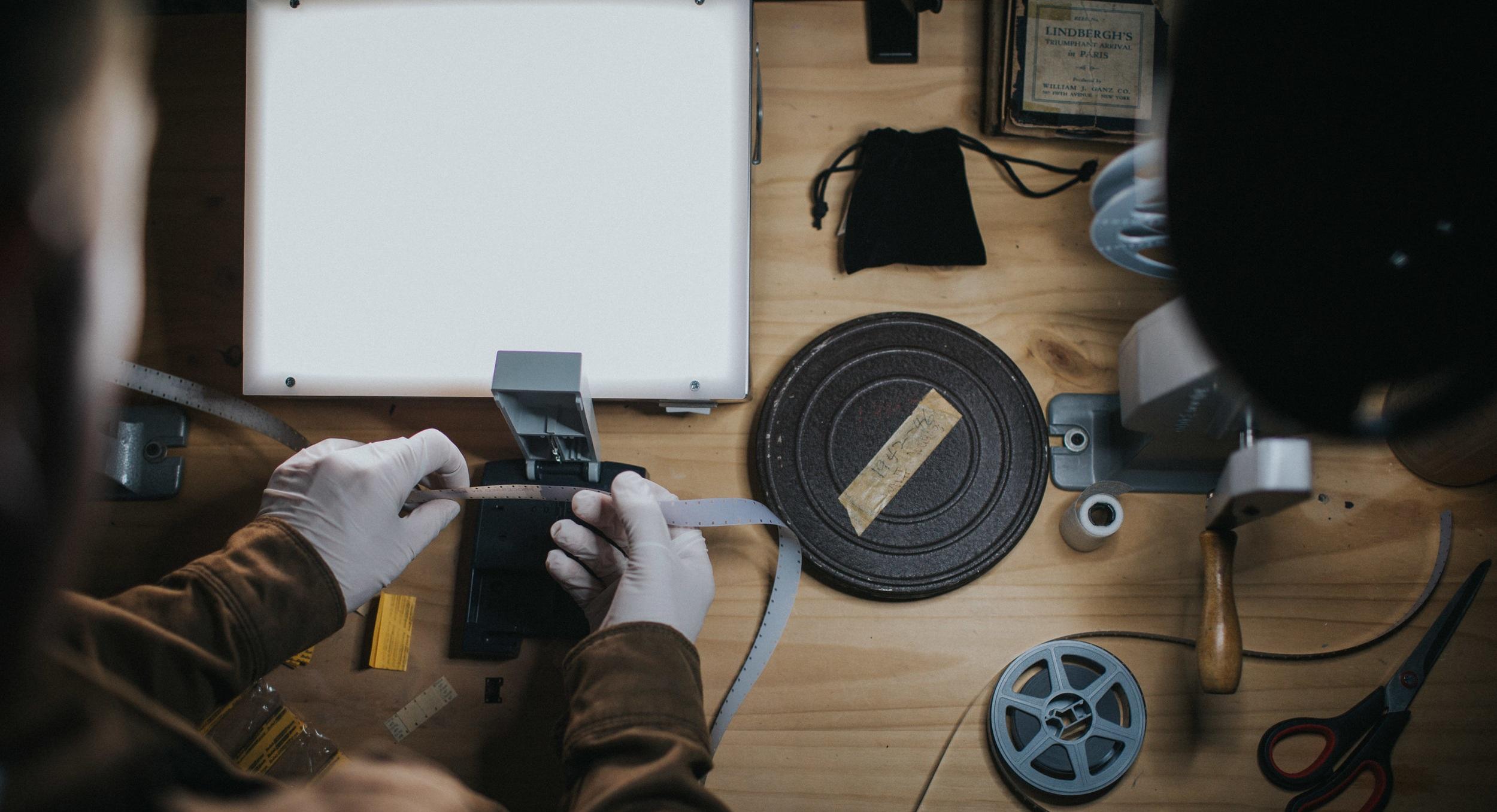 film restoration -