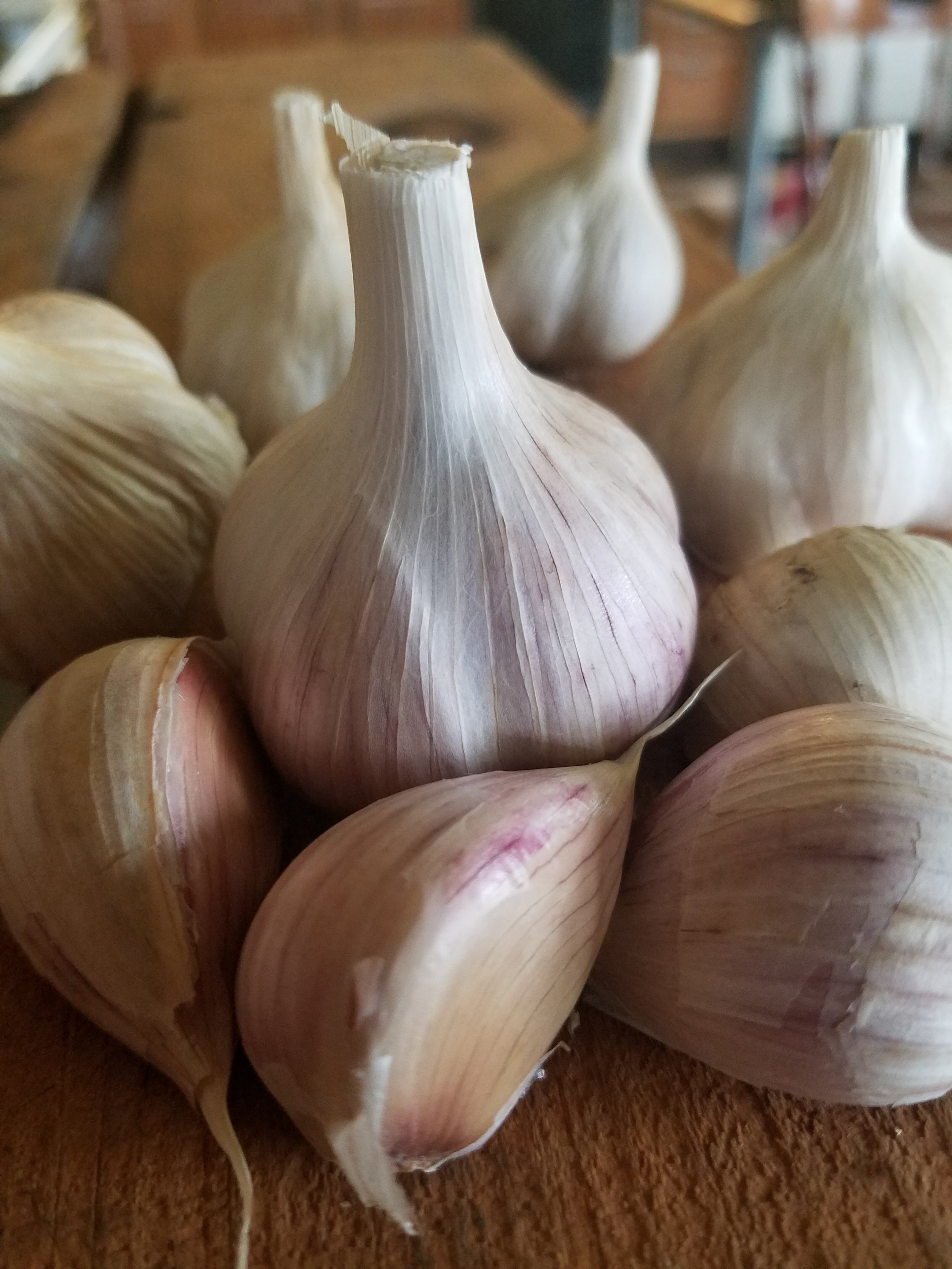 Delicious Culinary Garlic -