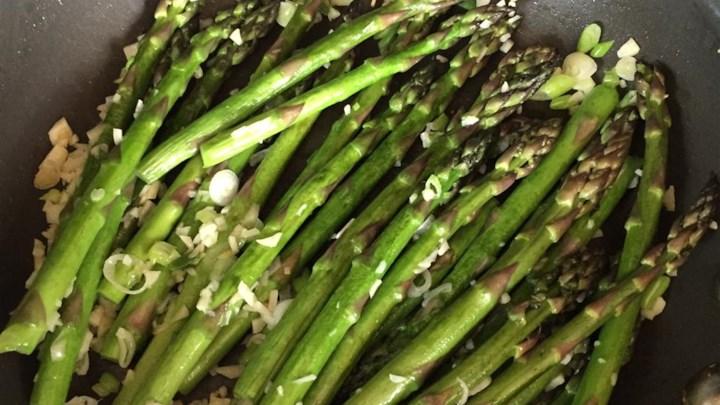 Sauteed Garlic Asparagus - From All Recipeshttps://www.allrecipes.com/recipe/92845/sauteed-garlic-asparagus/?internalSource=hub%20recipe&referringId=1086&referringContentType=Recipe%20Hub