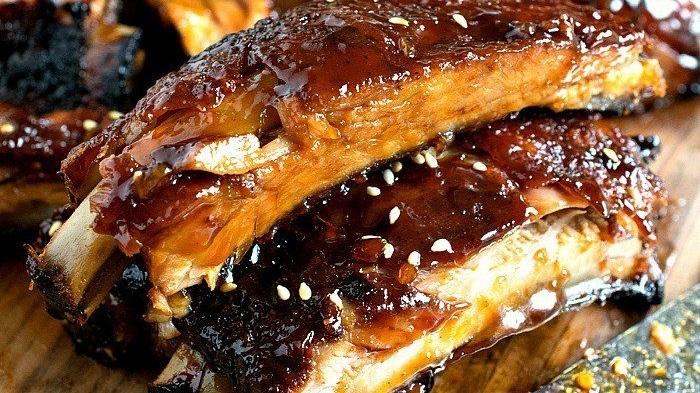 Honey Garlic Slow Cooker Ribs - From Tastyhttps://tasty.co/recipe/honey-garlic-slow-cooker-ribs