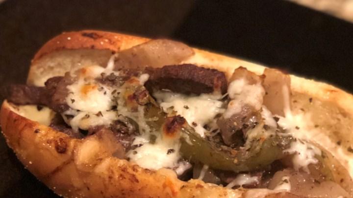Philly Cheese Steak with Garlic Mayo - From All Recipeshttps://www.allrecipes.com/recipe/51856/philly-cheesesteak-sandwich-with-garlic-mayo/?internalSource=hub%20recipe&referringId=1086&referringContentType=Recipe%20Hub