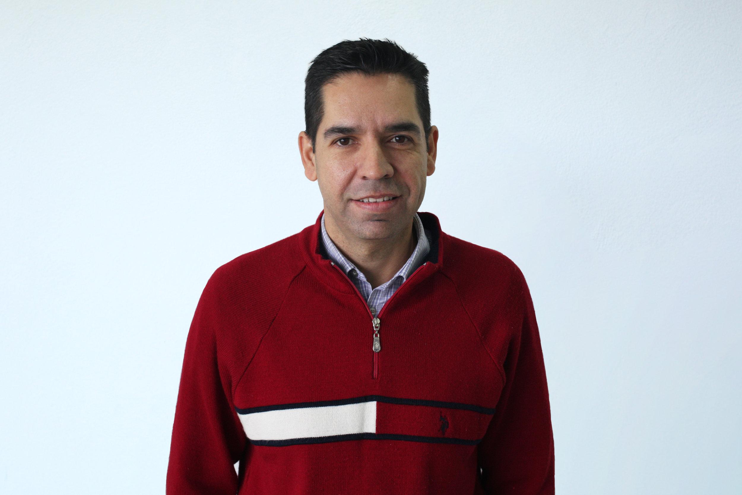 Plácido Salinas  Project Manager