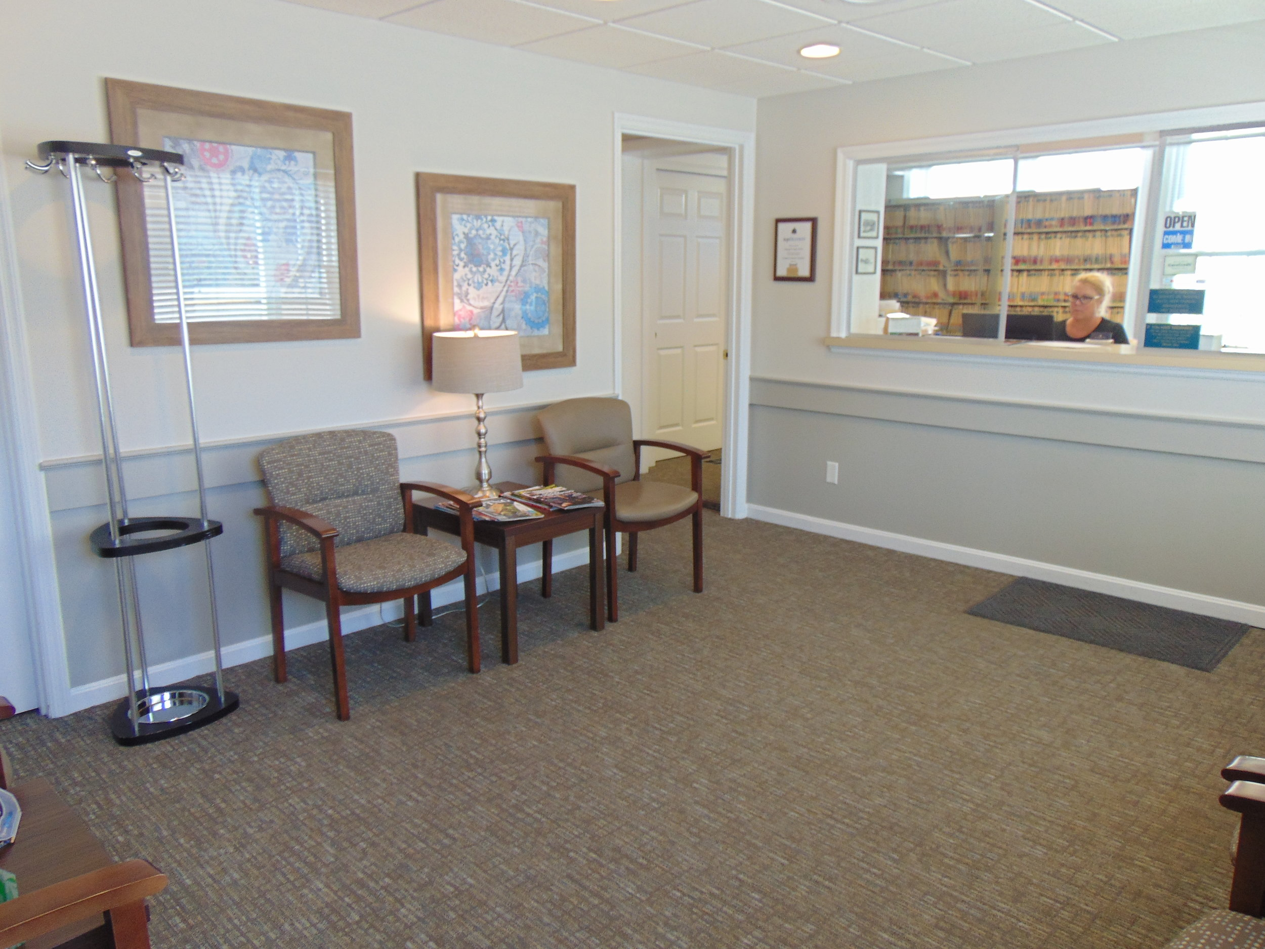 Dr. Jane Walker DDS office in Cincinnati, Ohio