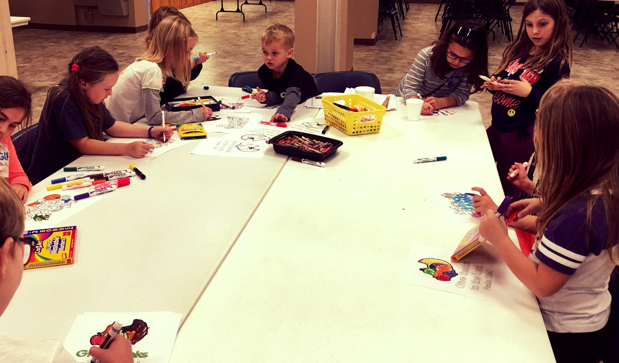 Salina Church Children Program Christian Ministry 7