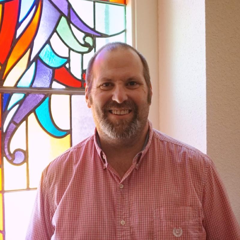 Scott Jagodzinske, Director of Youth Discipleship -