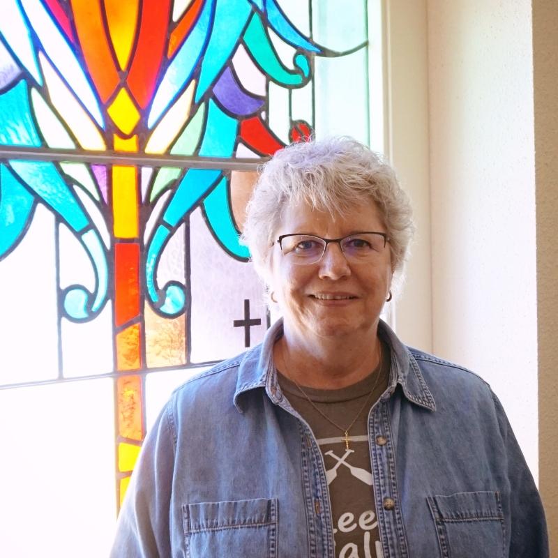 Rhonda Bird, Director of Children's & Adult Discipleship -