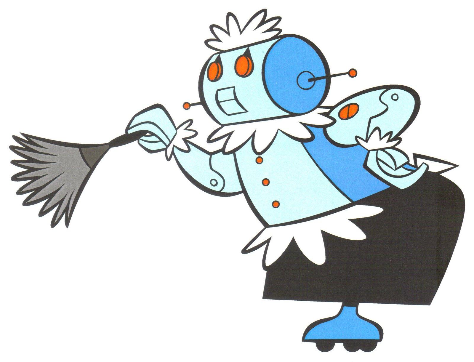 Rosey Robot