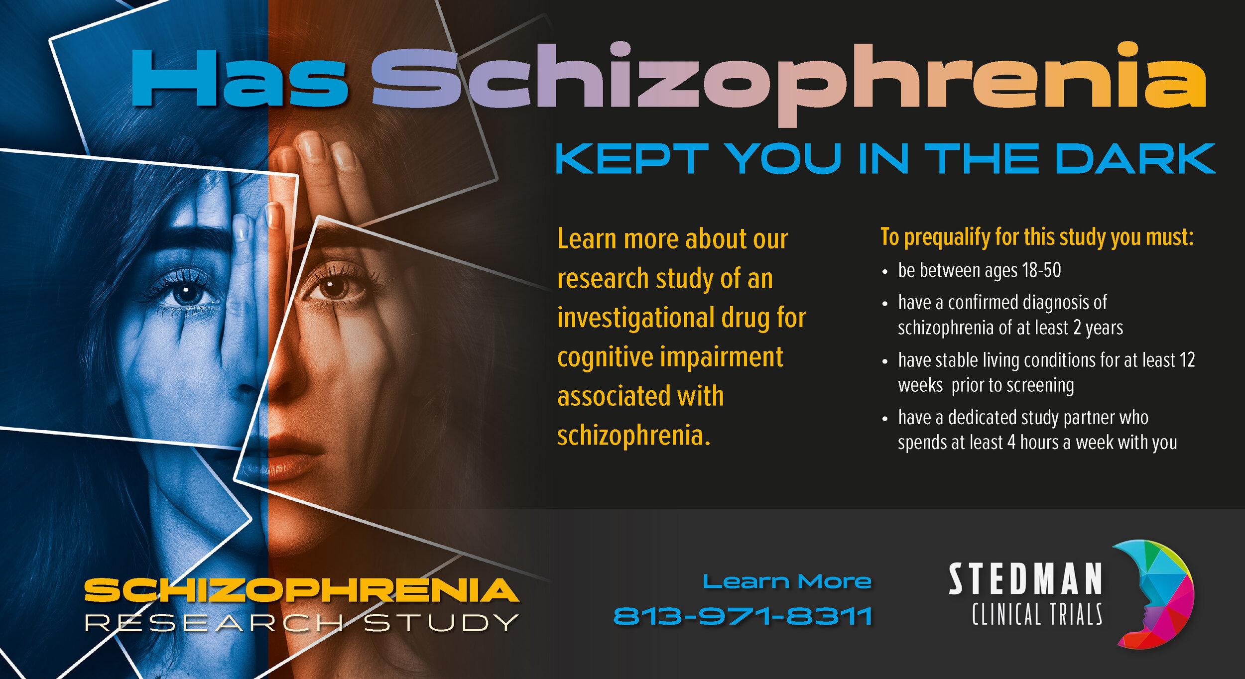 Schizophrenia Clinical Trial