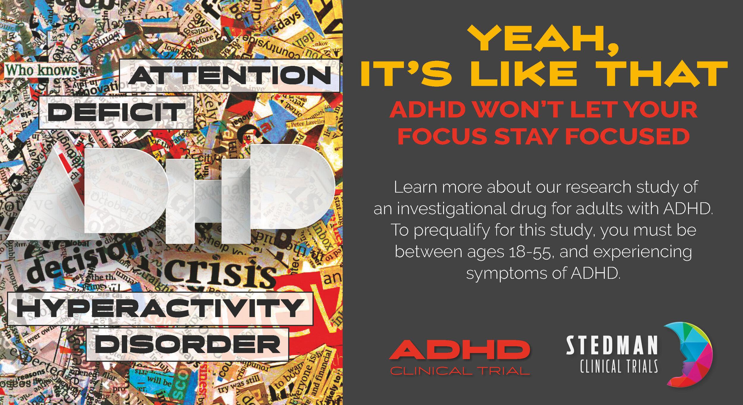 ADHD Clinical Trial