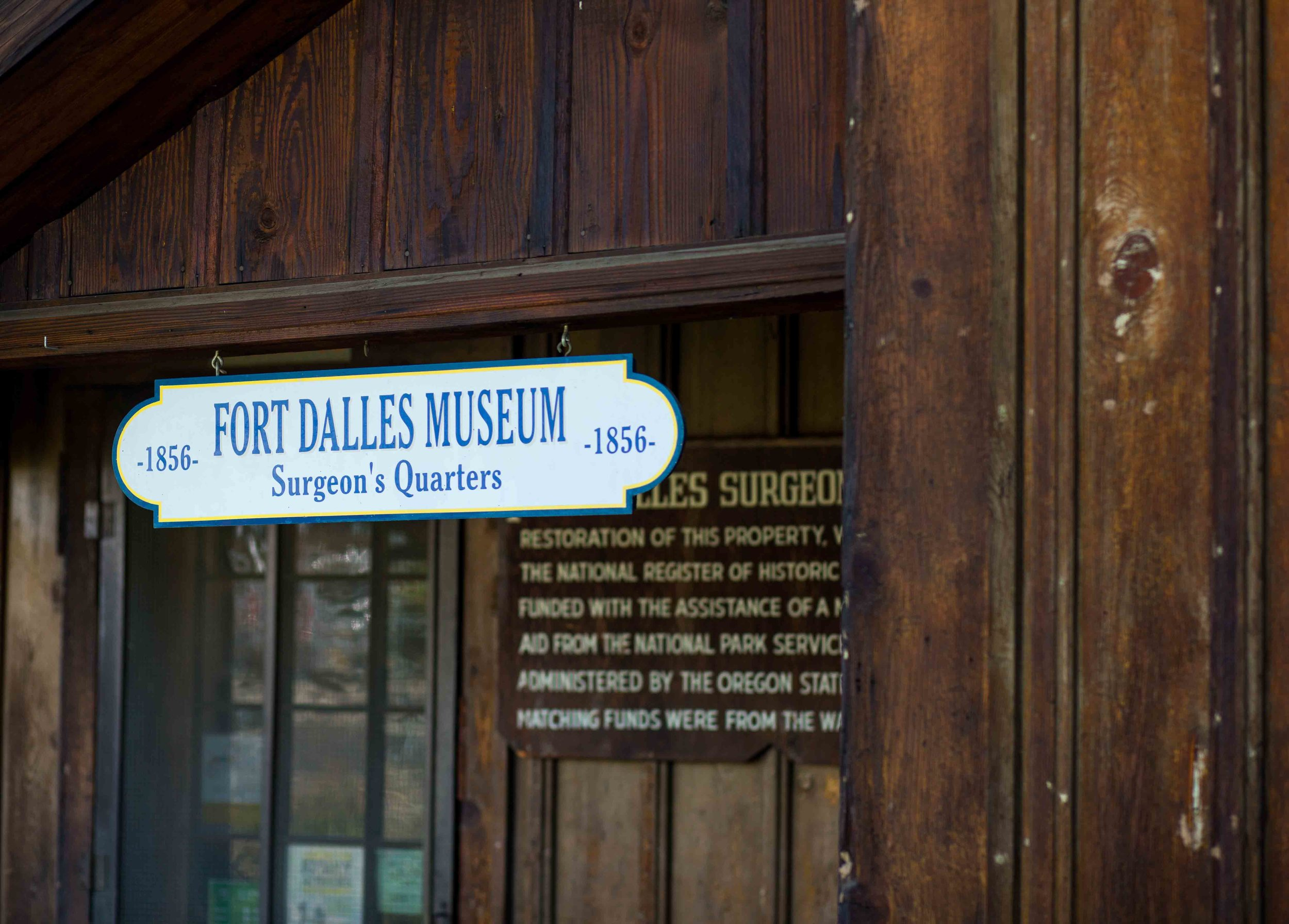 Fort Dalles Fort The Dalles Oregon Historic History Photos Immense Imagery Website 1900 Pioneers Settlers Museum-52.jpg