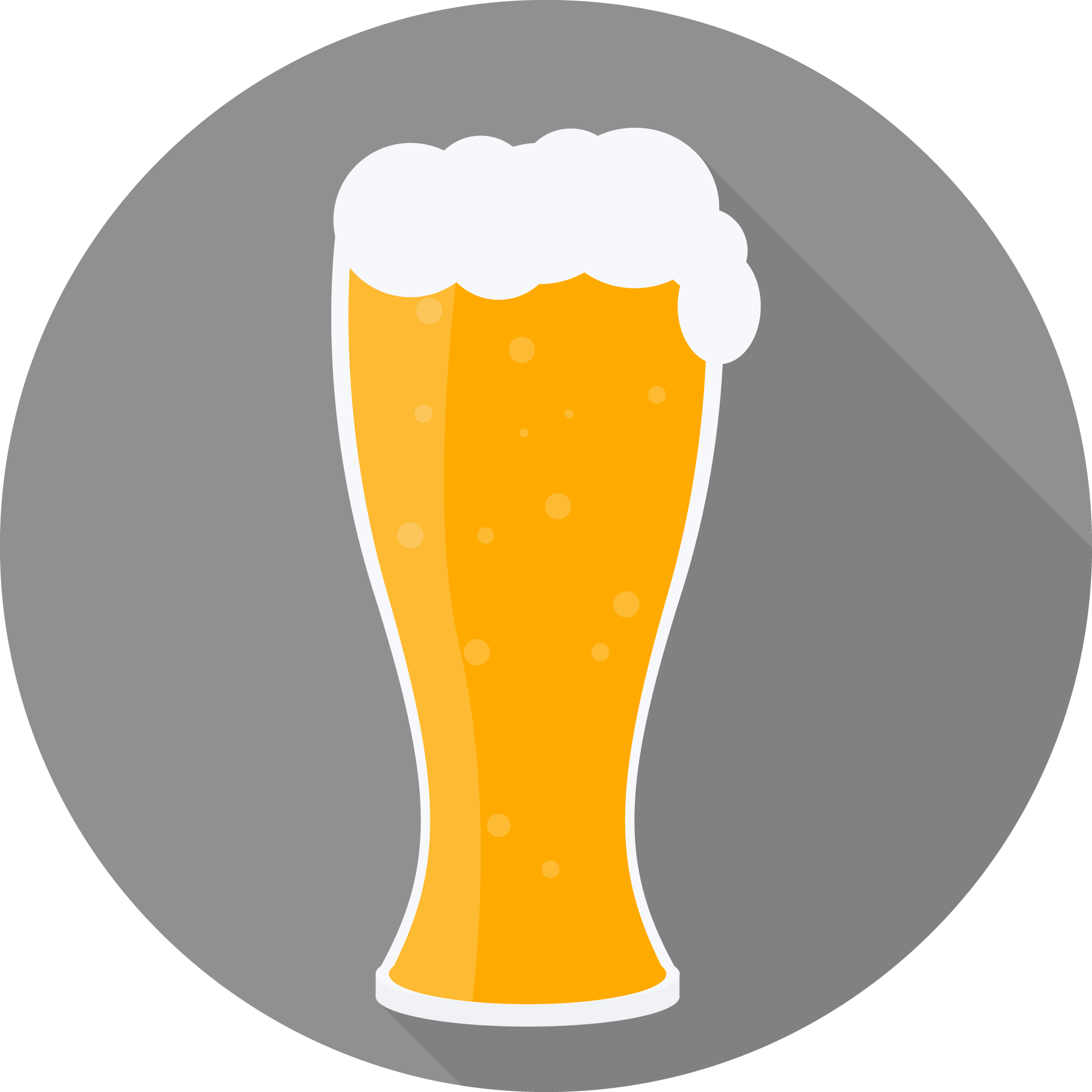 march 7 - Paid Vacation Peach Pale Ale