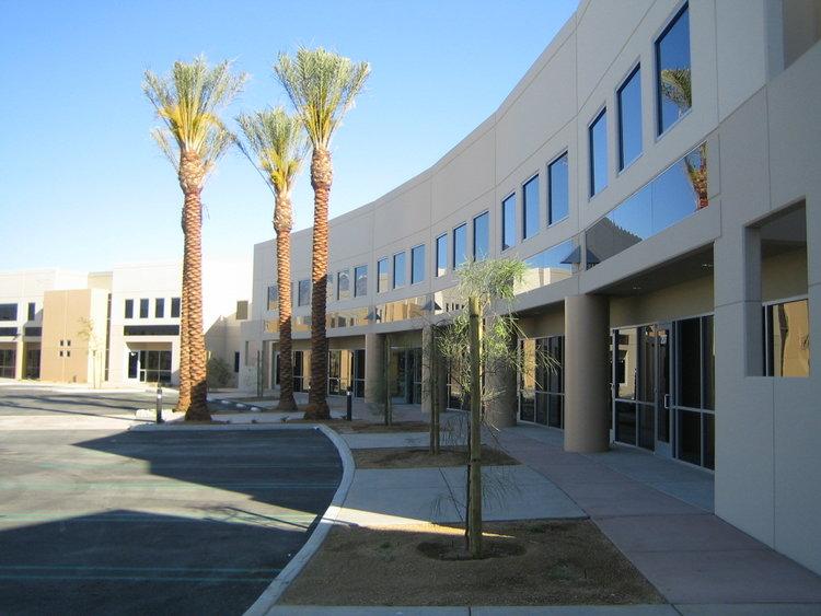 University Commerce Center Palm Desert, California