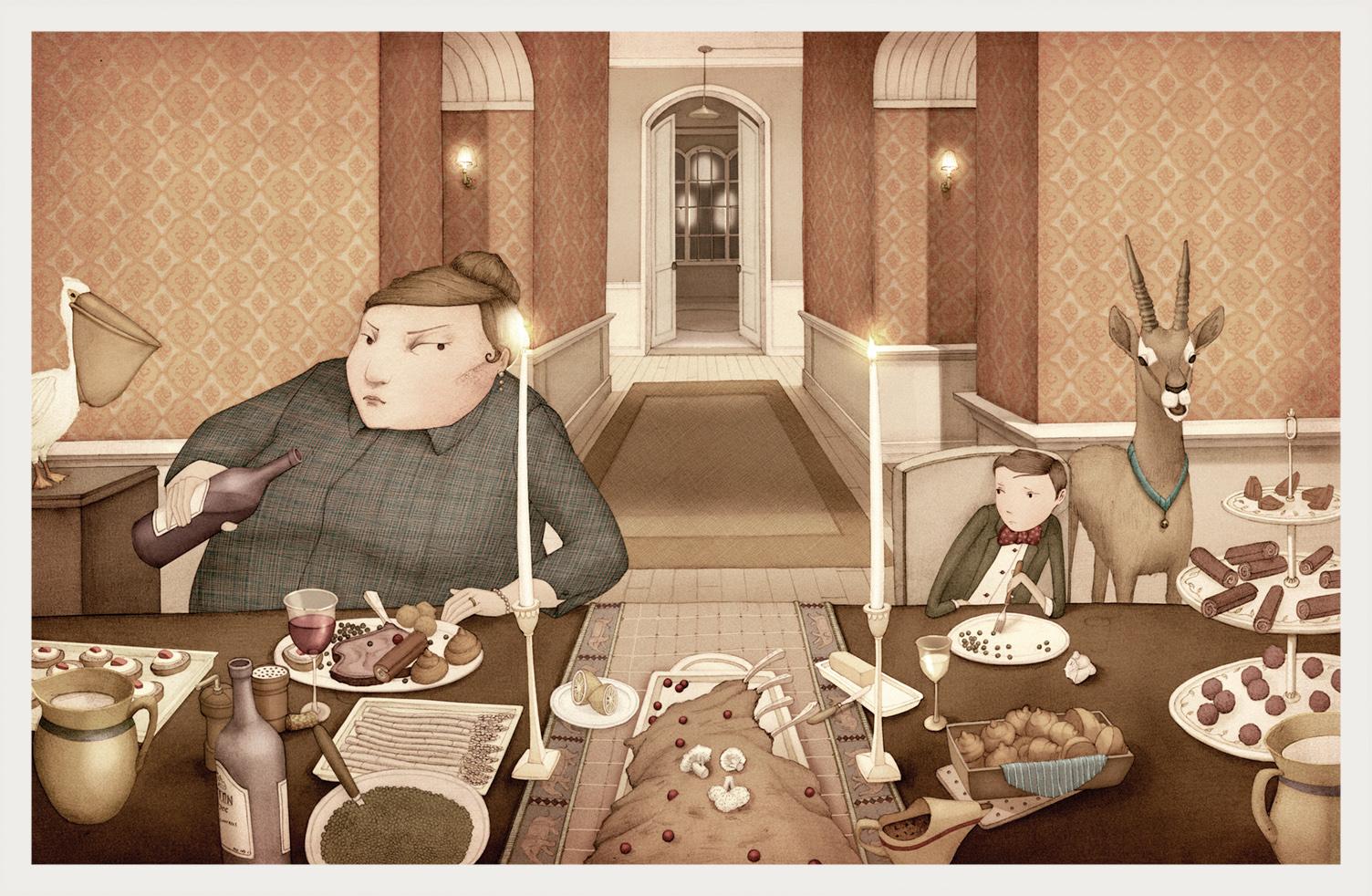 Nicholas Gannon / The Doldrums / Dinner Party