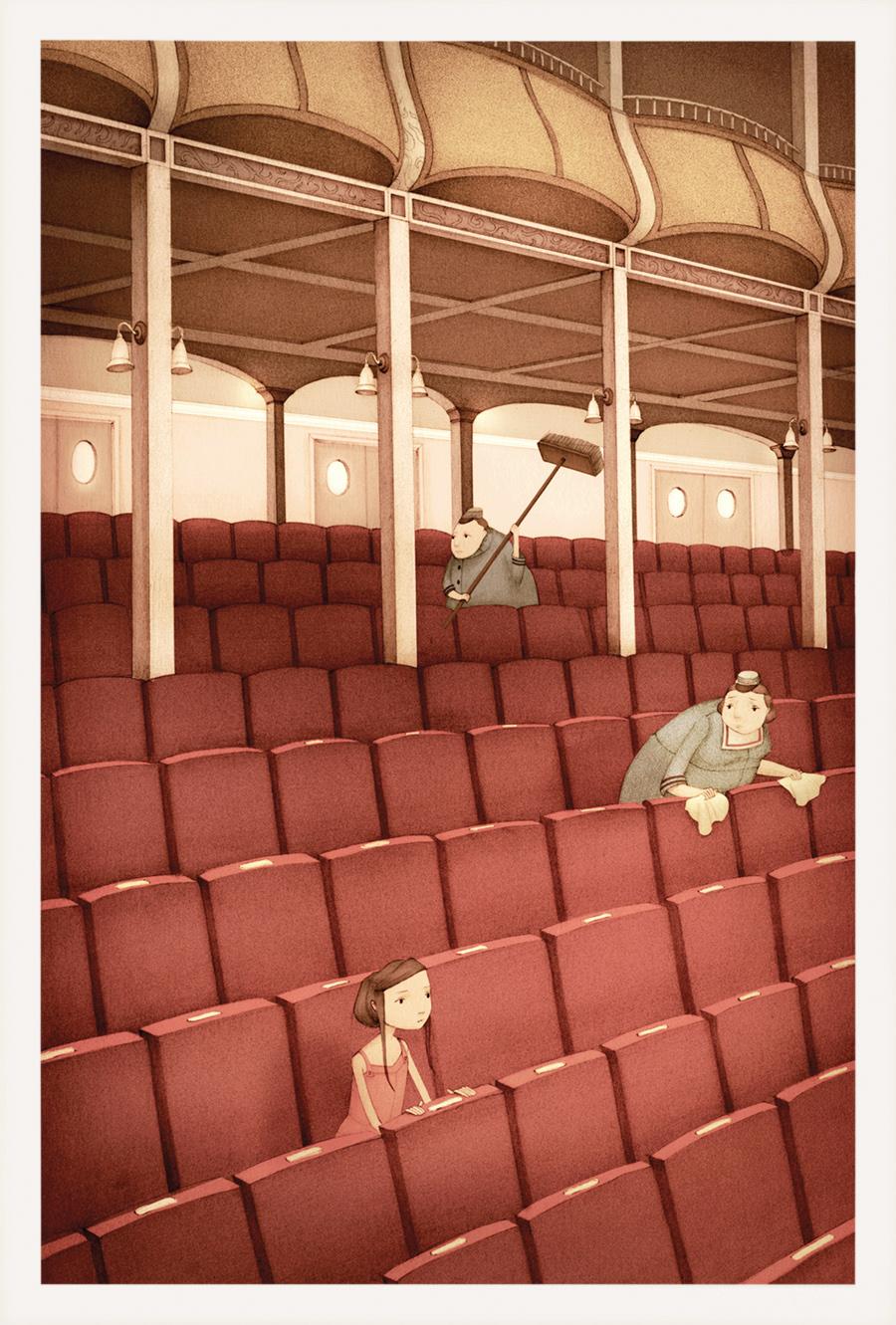 Nicholas Gannon / The Doldrums / Ballet Theater