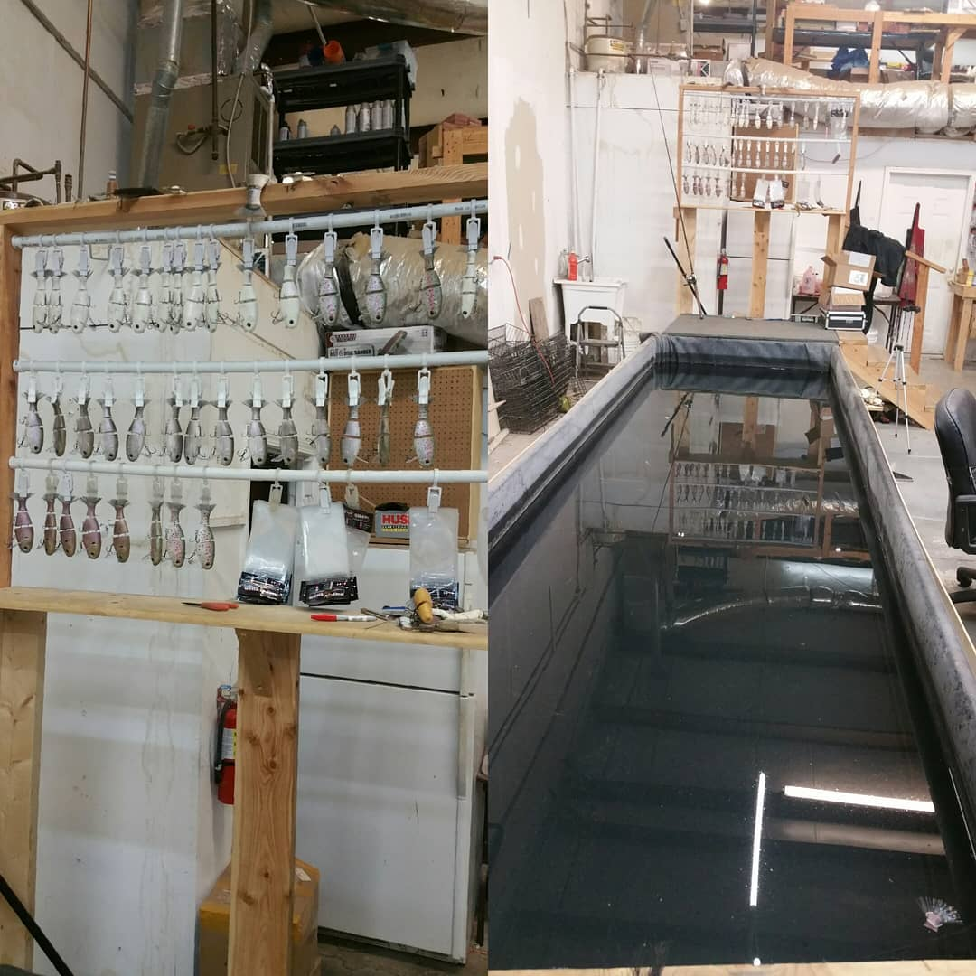 Every Bull Shad Swimbait is hand tested and tuned before packaging