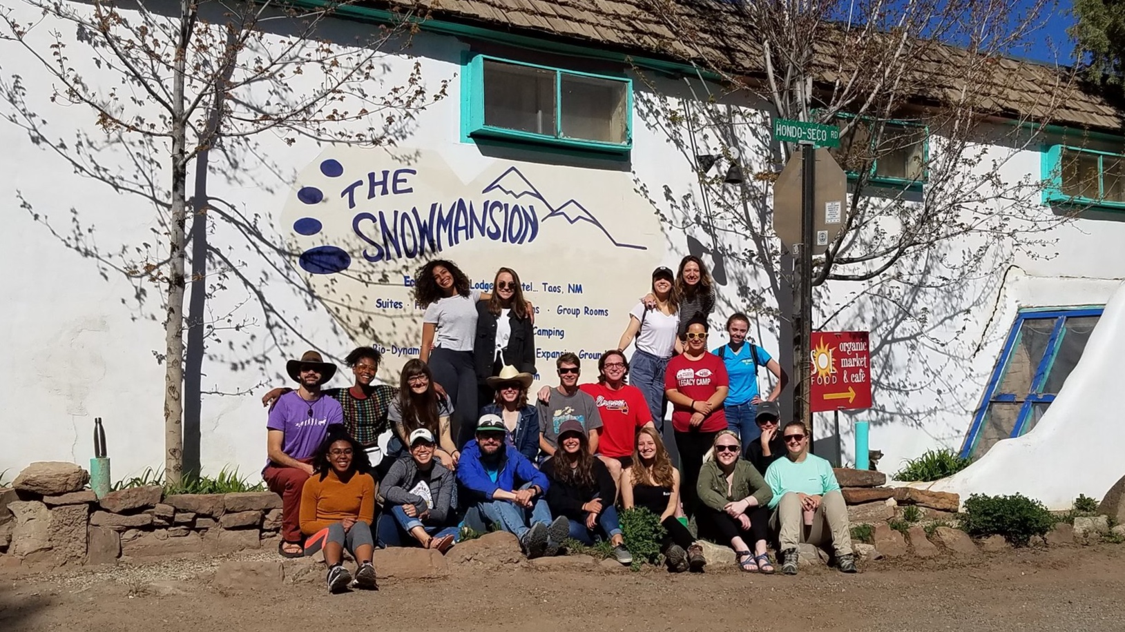 Taos Retreat, April 2019