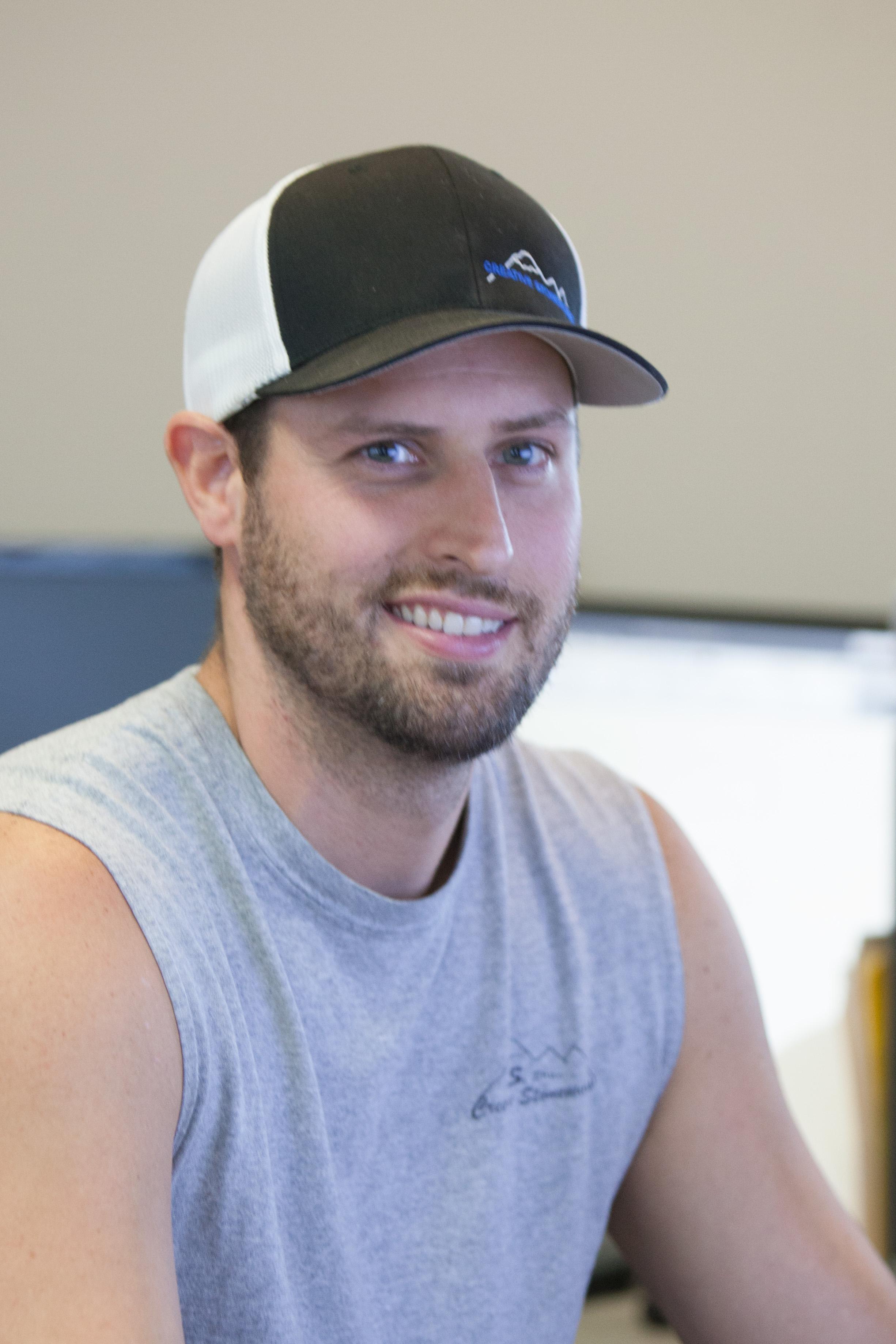 Matt Triggs - Shop Supervisor & ProgrammerContact Matt