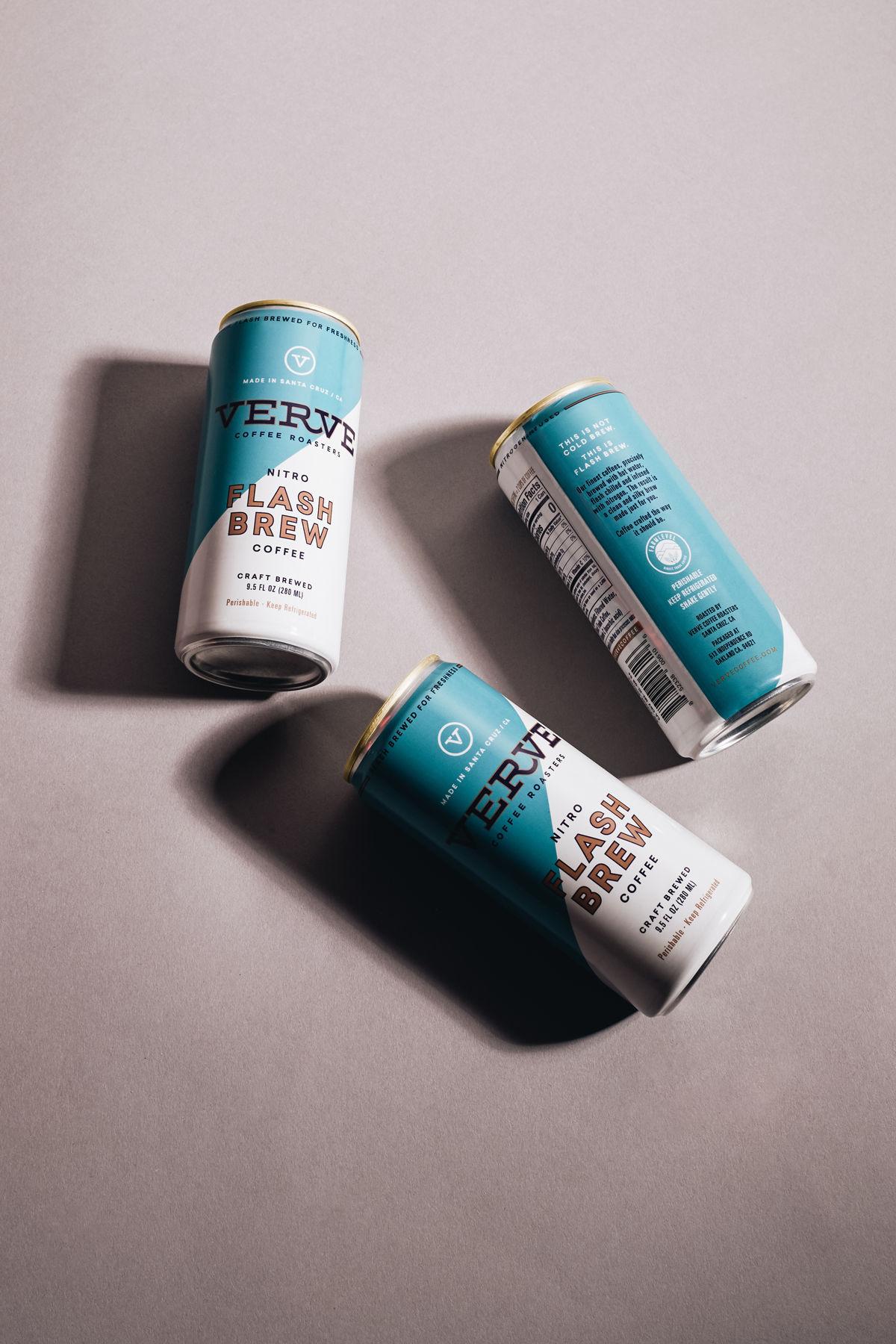 PRECISELY BREWED - The coffee is brewed hot through a precise process in an oxygen-free environment with state-of-the-art craft brewing equipment.