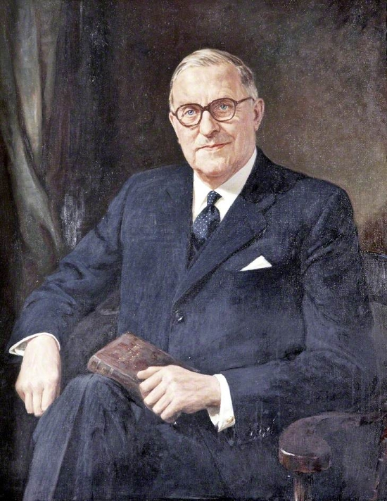 Sir Derick Heathcoat-Amory (1899–1981), 4th Bt, Viscount Amory