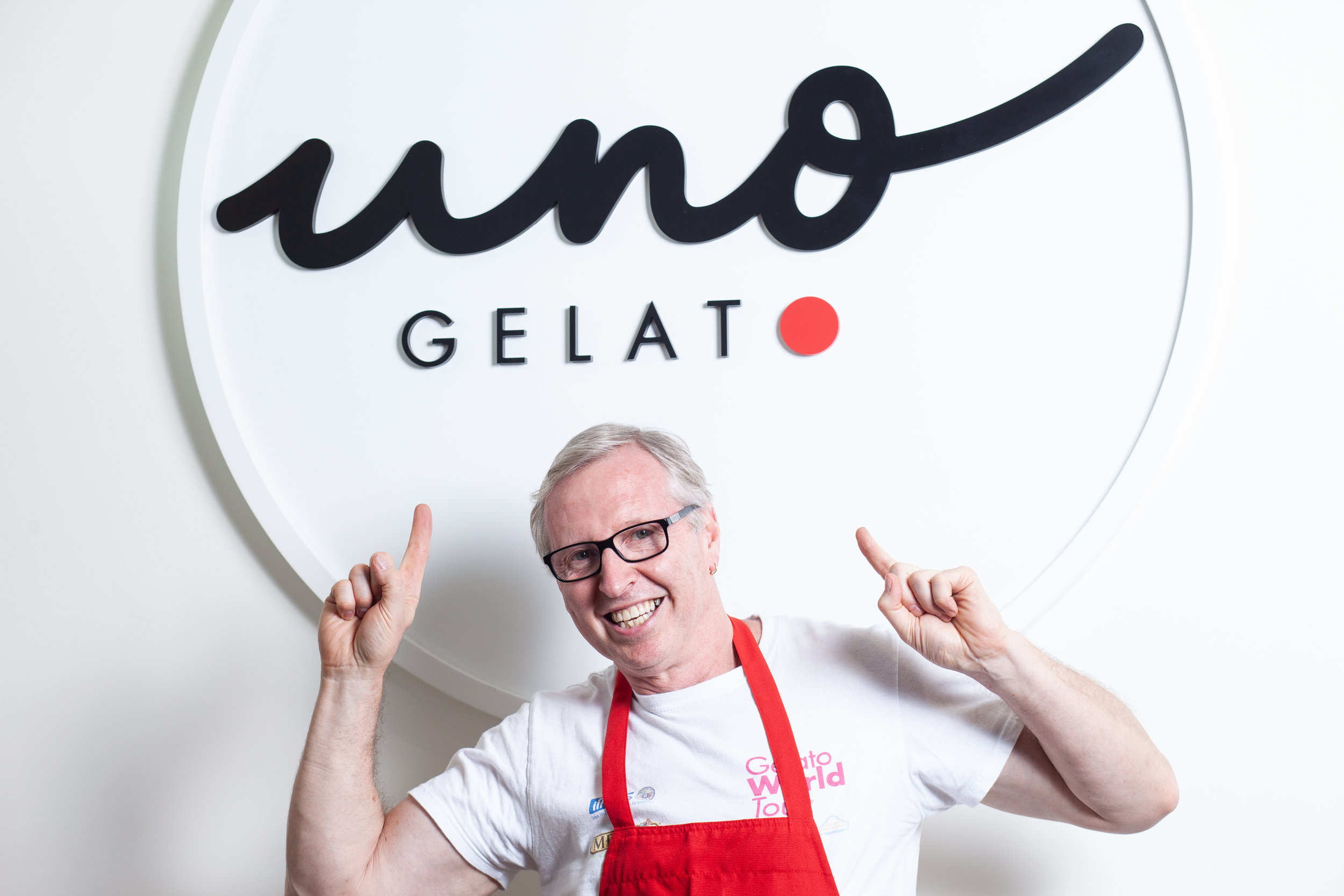 Gelato Maestro James Coleridge makes decadent comeback to Vancouver's culinary scene with the launch of Uno Gelato (credit Red Alchemy Photographic Arts).