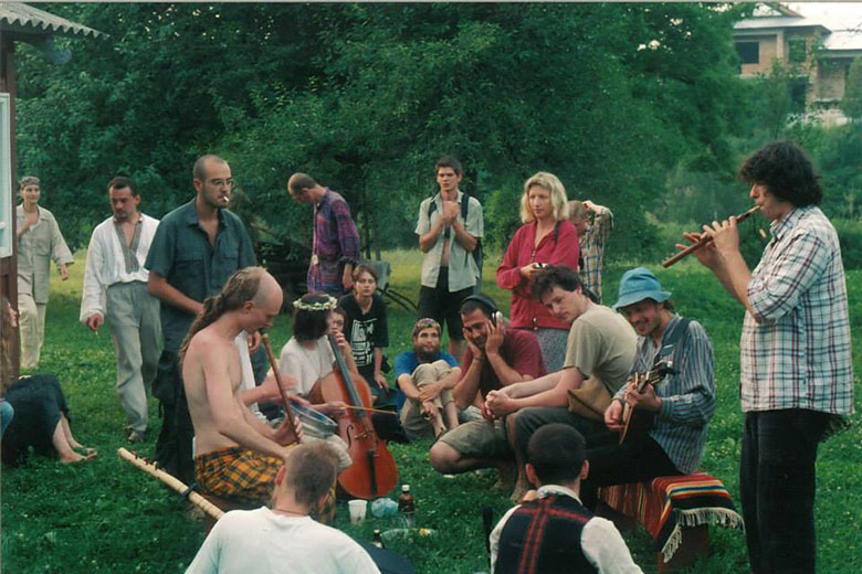 Шешори (АртПоле, 2004)