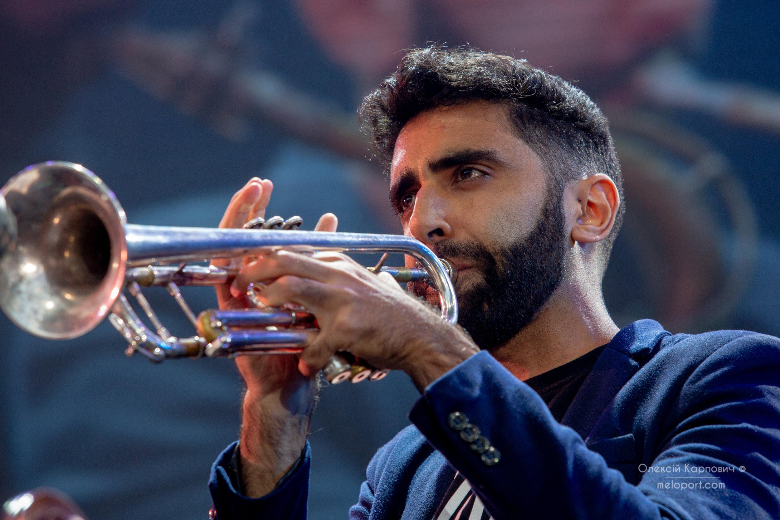 Райлі Малекар (труба)