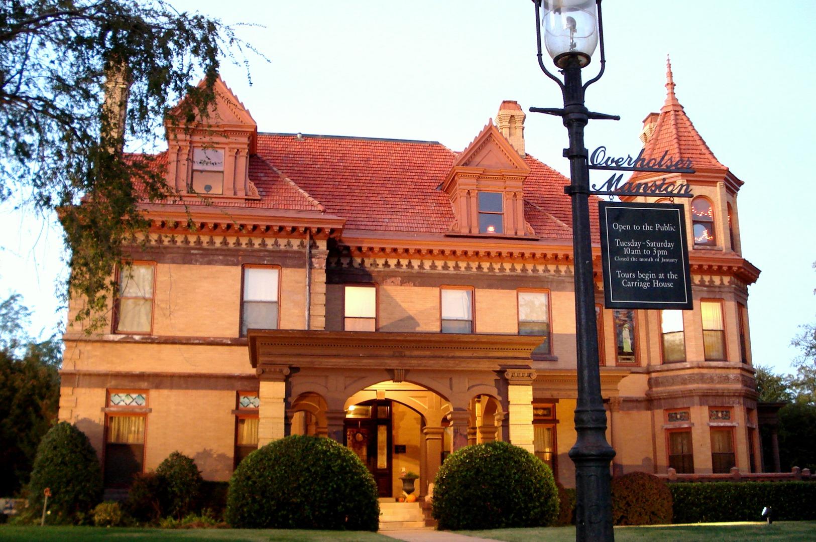 1903 Henry Overholser Mansion -