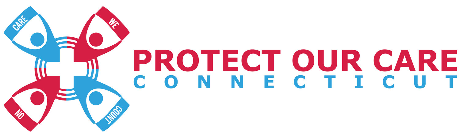 Protect Our Care! - Protect Our Care mobilizes advocates of health equity and health care for everyone. Click on the logo to learn more about this statewide campaign.