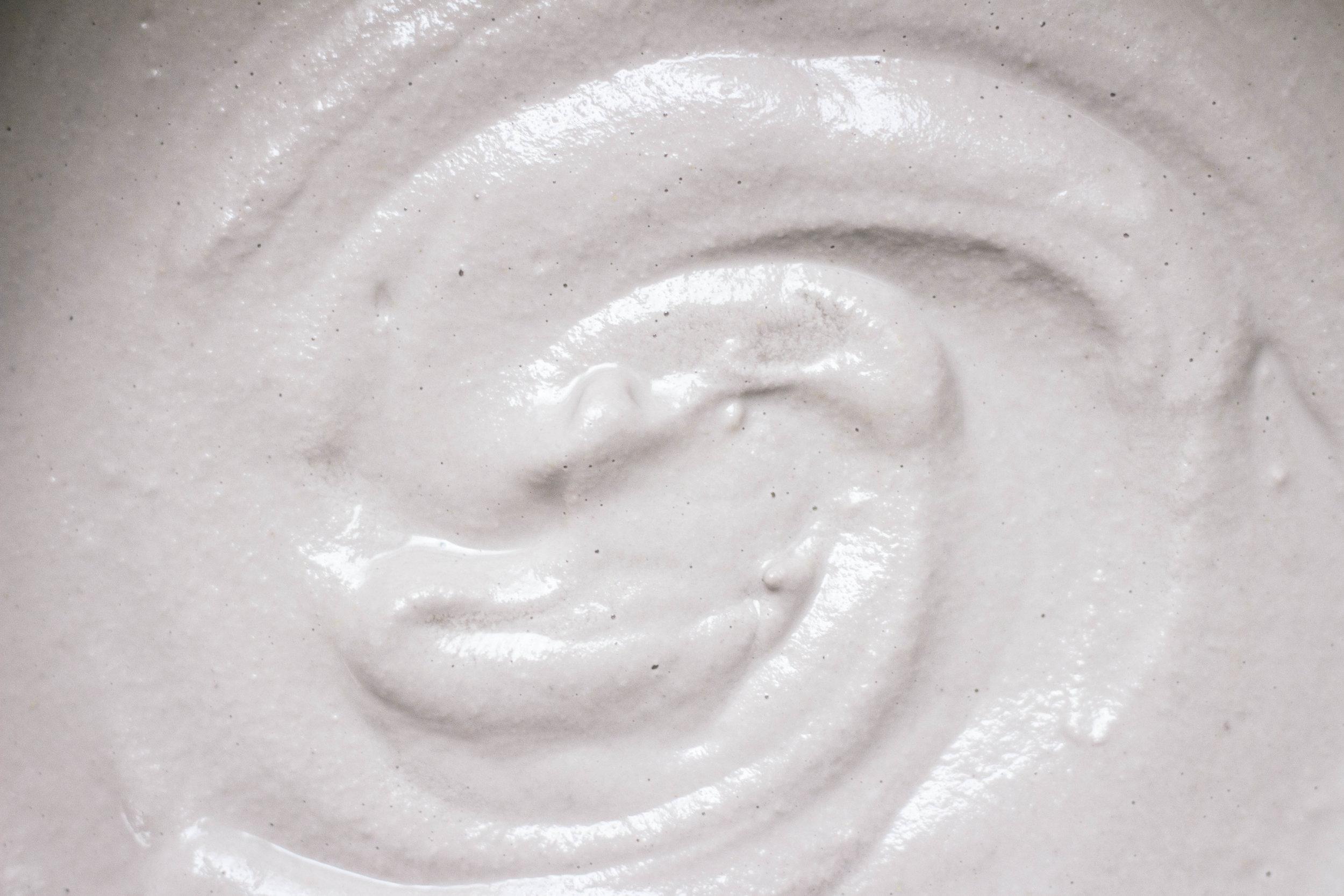 cultured cashew yogurt