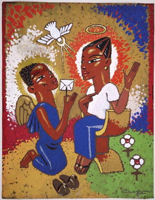 Artist: Paul Woelfel (Nigeria)