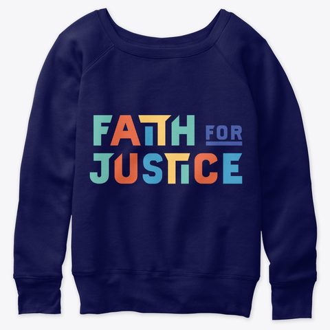 Faith for Justice (Color)